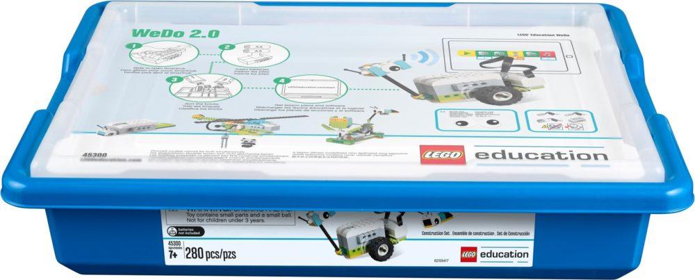 LEGO Education 45300 WEDO 2.0 Core Set