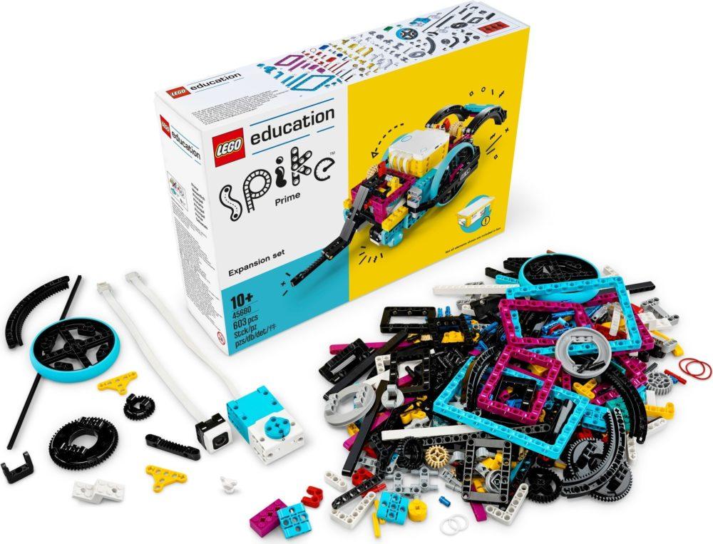 LEGO Education 45680 Spike Prime Expansion Set