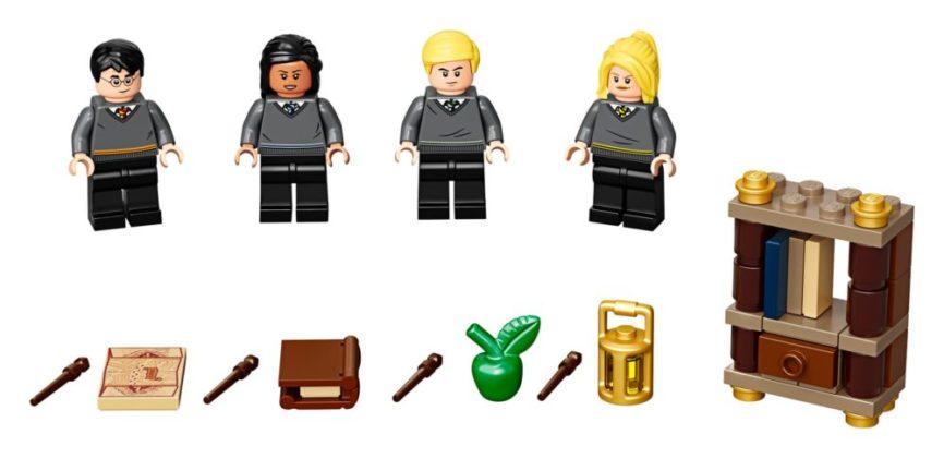 LEGO Harry Potter 40419 Hogwarts Students