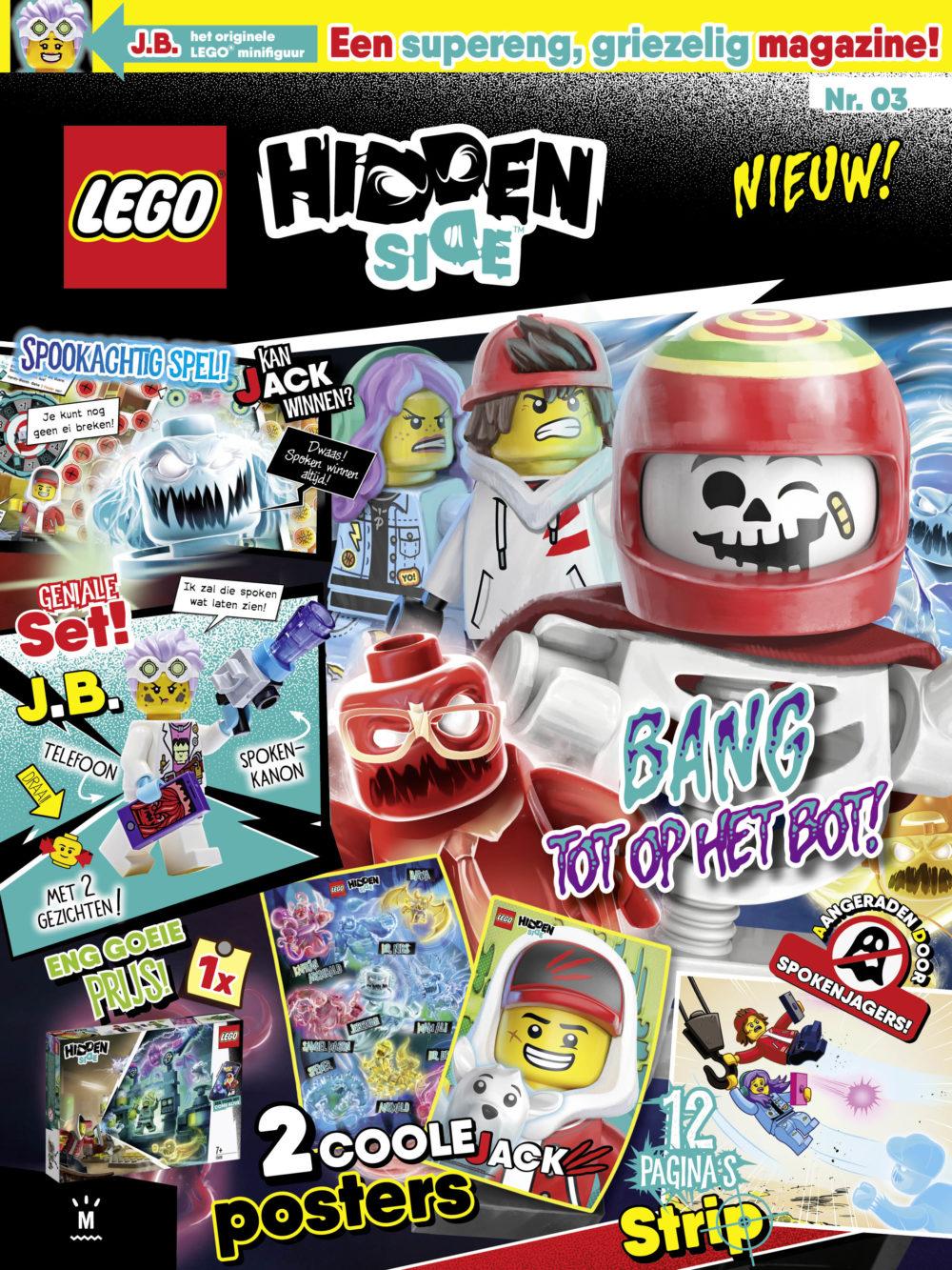 LEGO Hidden Side nr. 3