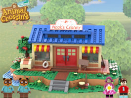 LEGO Ideas Animal Crossing: New Horizons