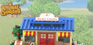 LEGO Ideas Animal Crossing: New Horizons