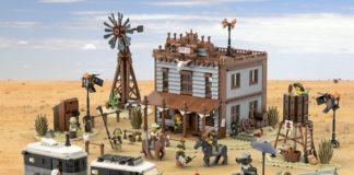 LEGO Ideas Brickwest Studios