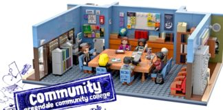 LEGO Ideas Community - Greendale Community College