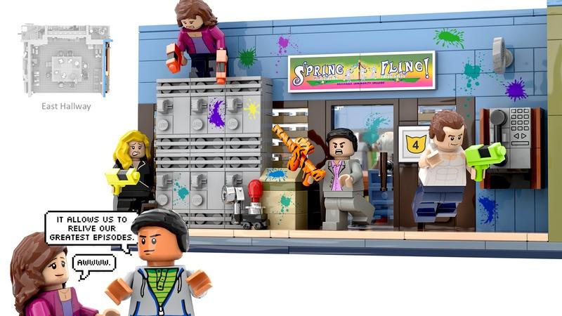 LEGO Ideas Community - Greendale Community College