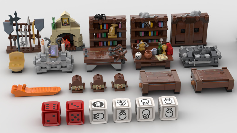 LEGO Ideas LEGO HeroQuest