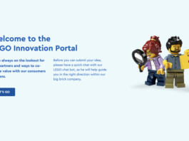 LEGO Innovation Intake Platform