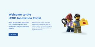 LEGO Innovation Intake Platform