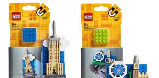 LEGO London en Empire State Building magneten