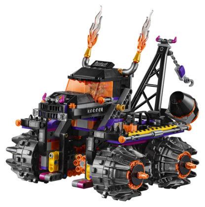 LEGO Monkie Kid 80011 Red Son's Inferno Truck