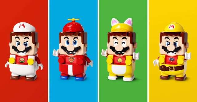 LEGO Super Mario Power-Up Packs