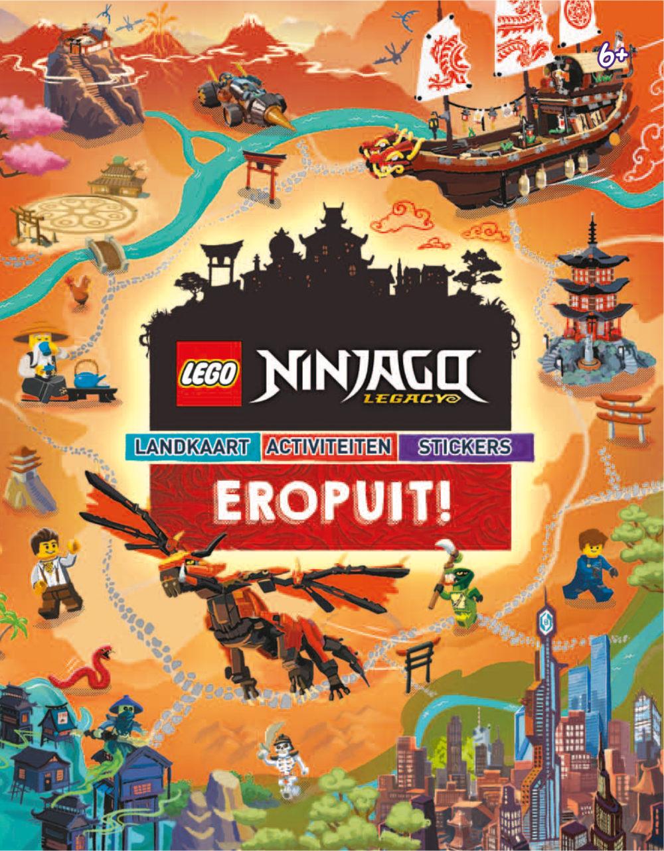 LEGO Ninjago Eropuit!