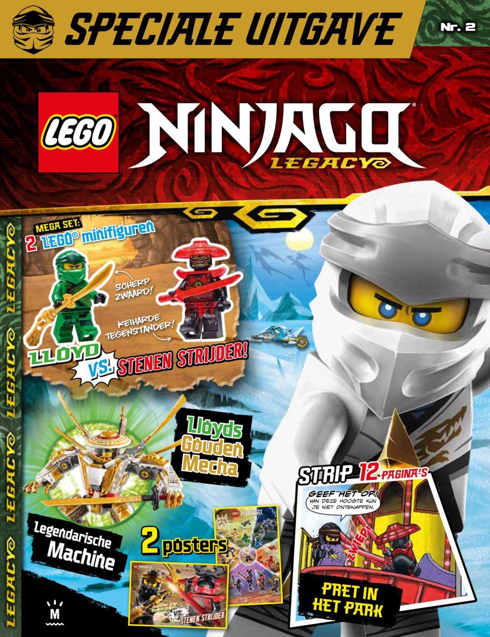 LEGO Ninjago Legacy nr. 2