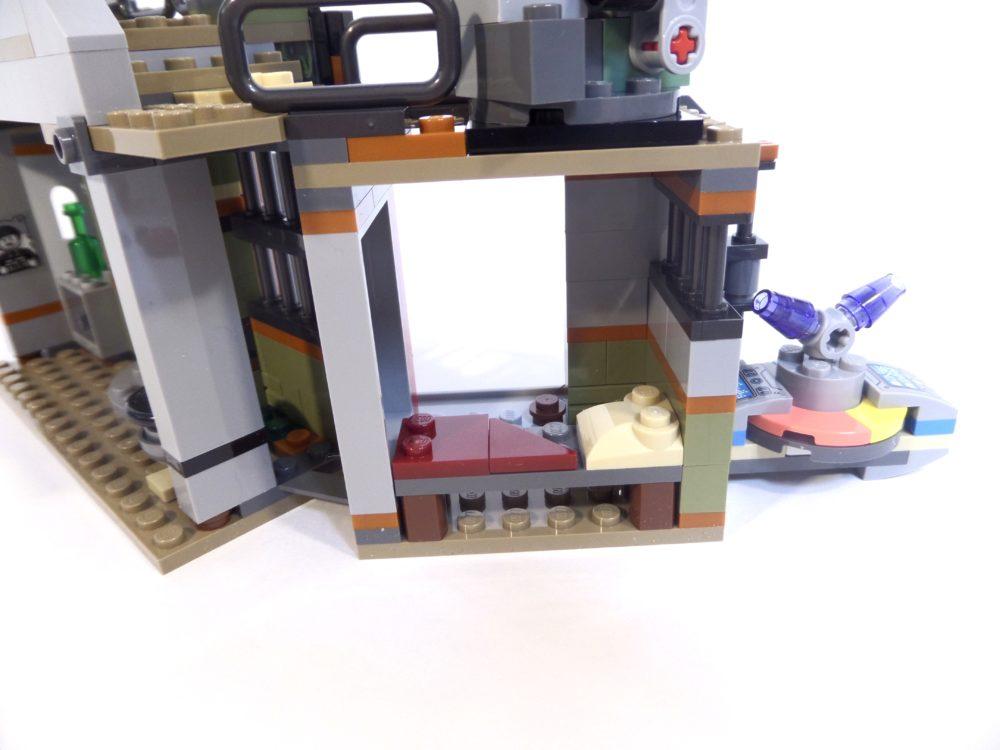 LEGO Hidden Side 70435 Newbury Abandoned Prison